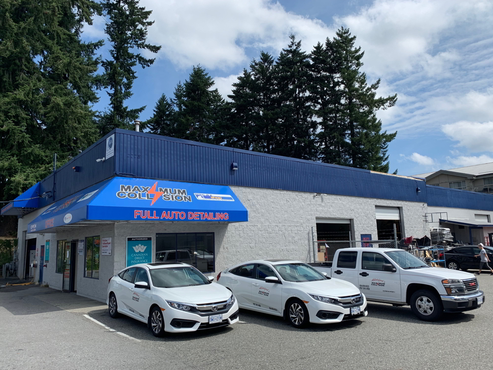 Abbotsford Maximum Collision Auto Body Repair Shop