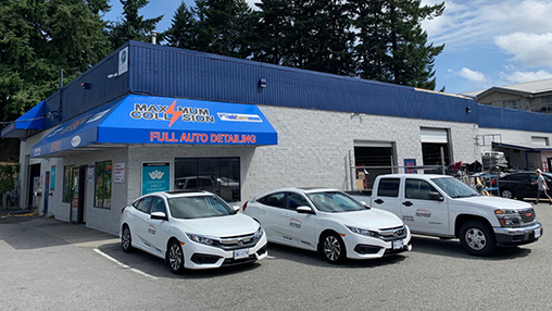 Maximum Collision Auto Body Repair Shop in Abbotsford BC